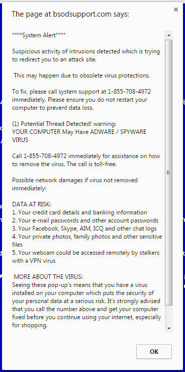 windows error virus 5